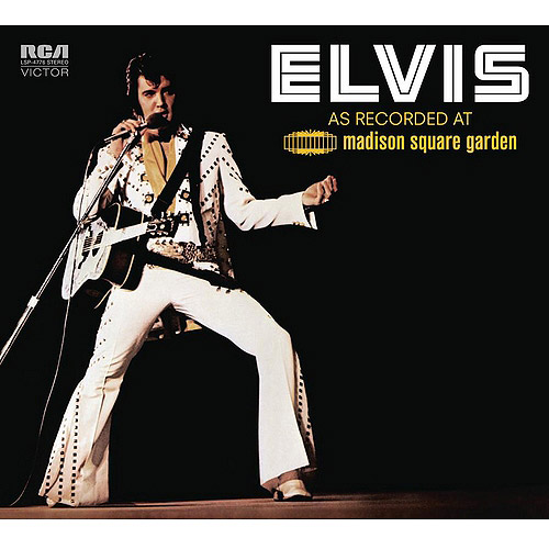 Elvis: As Recorded At Madison Square Garden (Dig)