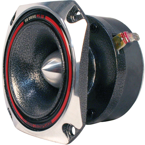 "DB Drive P3m6c Pro Audio 6"" High-Efficiency Shallow Mount Die-Cast Mid-Range Speaker"