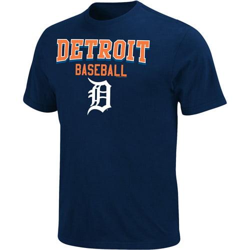MLB Big Men's Detroit Tigers  Team Tee