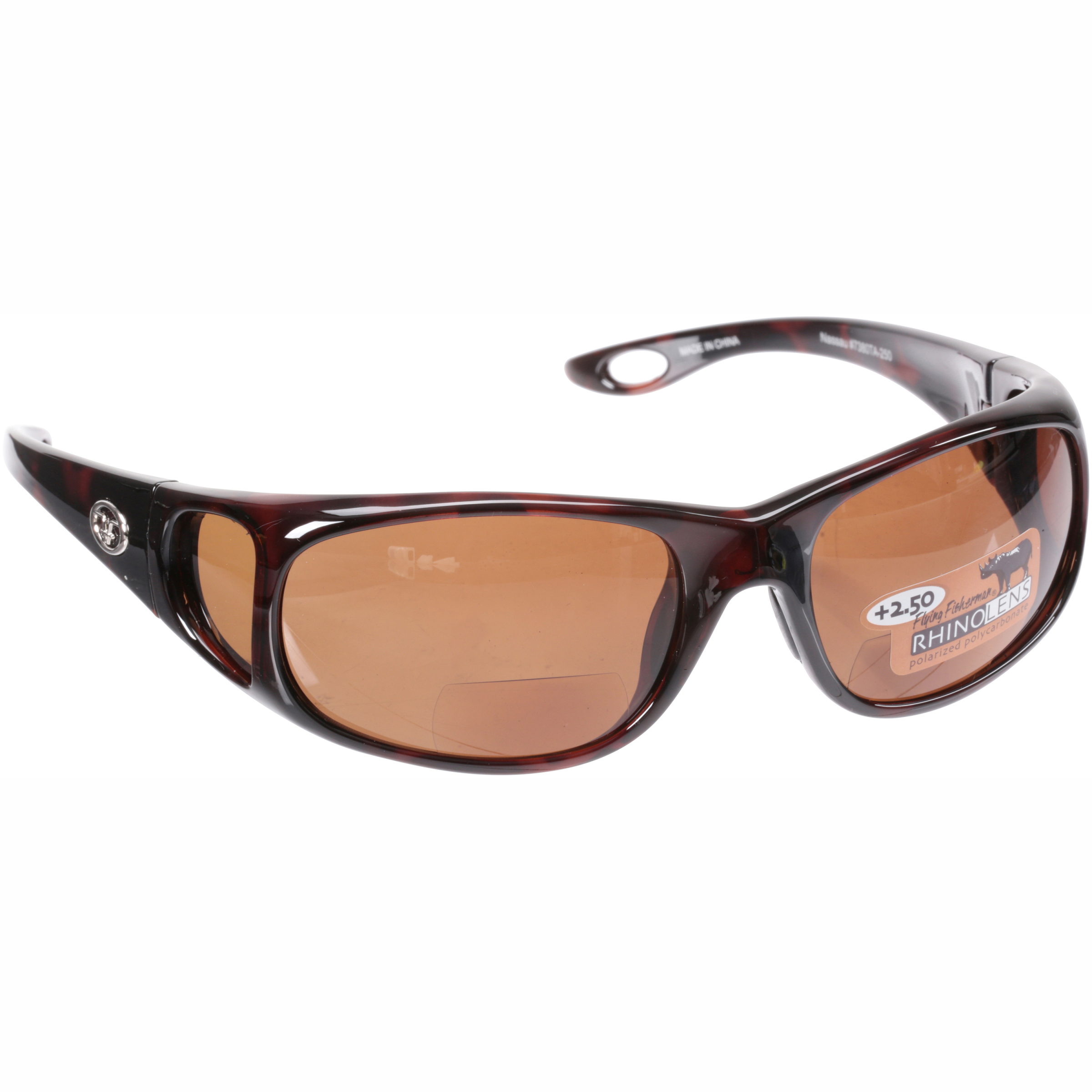 7db56422cc Flying Fisherman Nassau Polarized Sunglasses   Bifocal Reader - Walmart.com