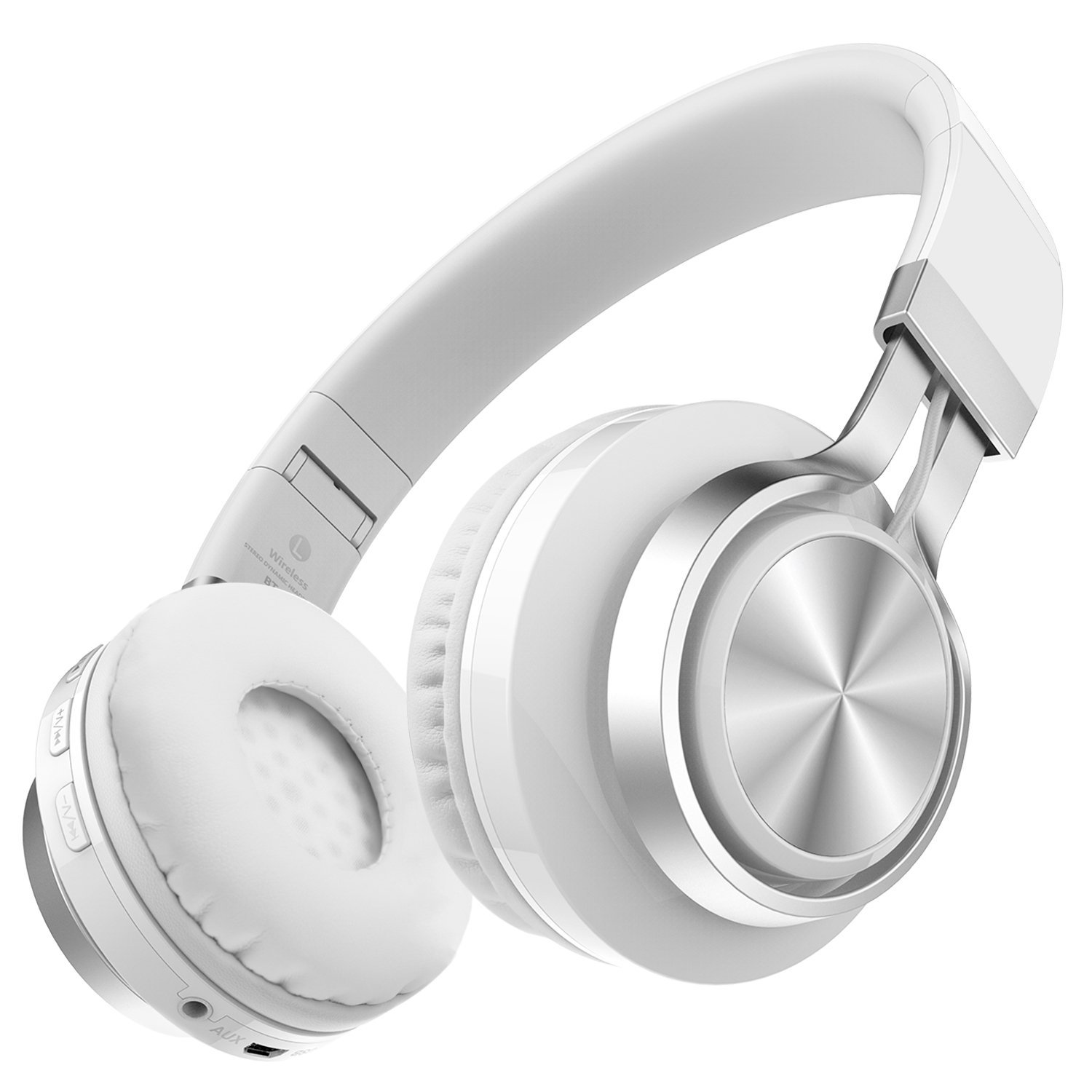 Picun BT06 Bluetooth Wireless Headphones Stereo Foldable ...
