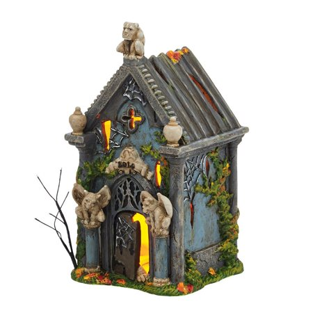 Department 56 Halloween Village Rest in Peace 2014 Retired](Village Life Game Halloween)