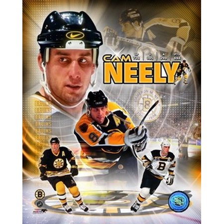 Cam Neely - Legends Composite Sports Photo