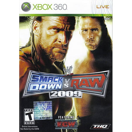 360 Wwe Smackdown Vs Raw 2009