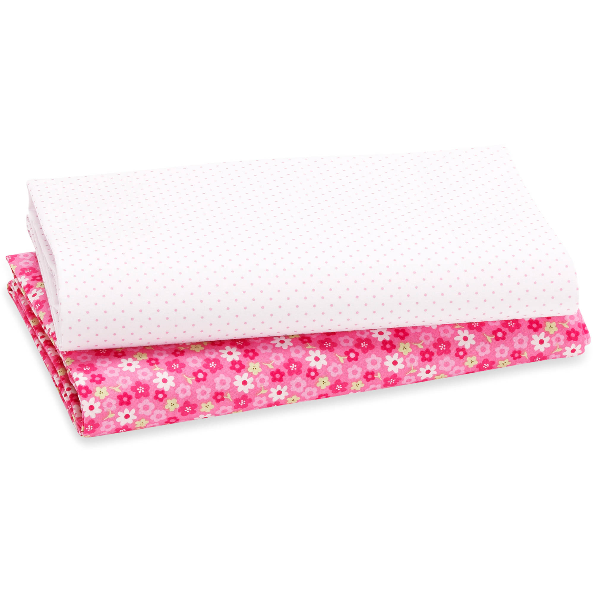 Child of Mine - 2-Pack Crib Sheets, Bloom