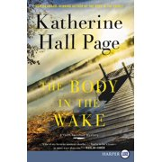 Faith Fairchild Mysteries: The Body in the Wake (Paperback)(Large Print)