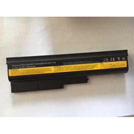 Battery for IBM Lenovo Thinkpad T60 Z60 R60 10 8V 5200mAh 6 Cell Laptop
