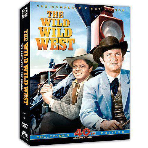 The Wild Wild West: The Complete First Season (Anniversary Edition) (ANNIVERSARY)