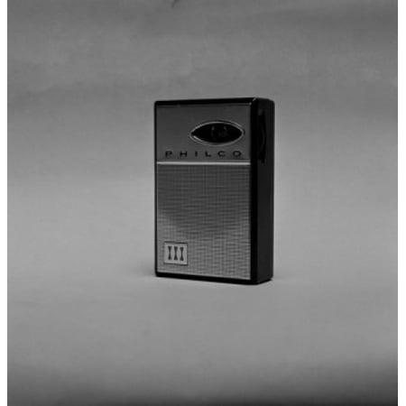 Transistor radio Canvas Art - (24 x 36)