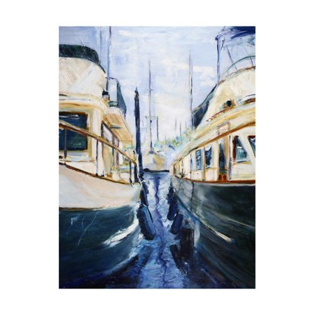 Grand Banks Print Wall Art By Curt Crain
