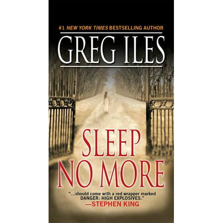 Sleep No More : A Suspense Thriller
