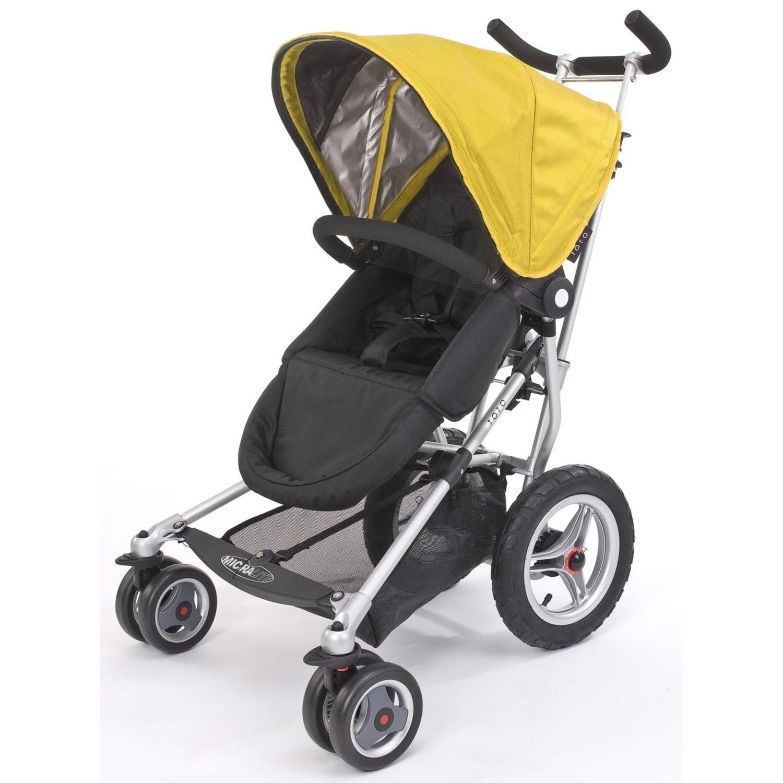 Micralite Toro Stroller - Yellow