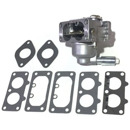 NEW aftermarket replacement for Briggs and Stratton 791230 Carburetor (Manual Choke model only) also replaces 699709