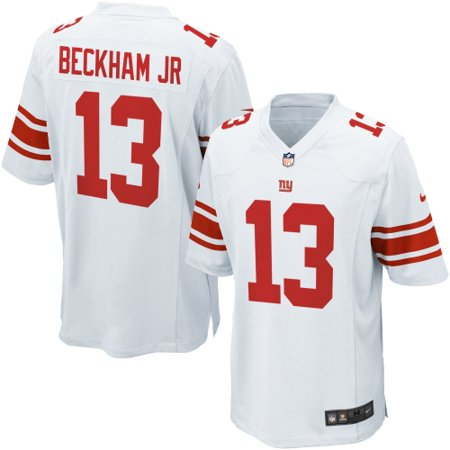 new concept 474e2 2969e Odell Beckham Jr. New York Giants Nike Youth Game Jersey - White