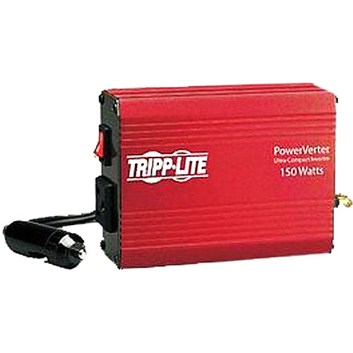 Tripp-Lite DC To AC Power Inverter - 150-Watts Continuous, Single Outlet
