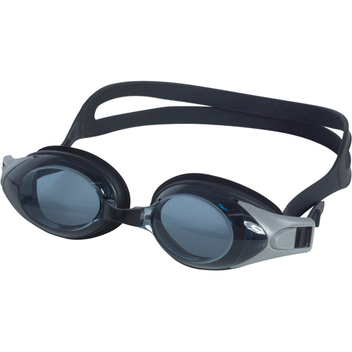 SavCo Optical Rx Black Swim Goggles for Kids, Teens & Adults (Assorted Magnification Strengths)