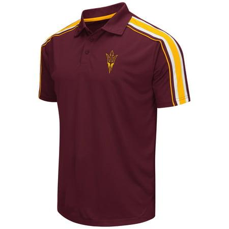 Arizona State Sun Devils Ncaa Admiral Men 39 S Performance: arizona state golf shirts