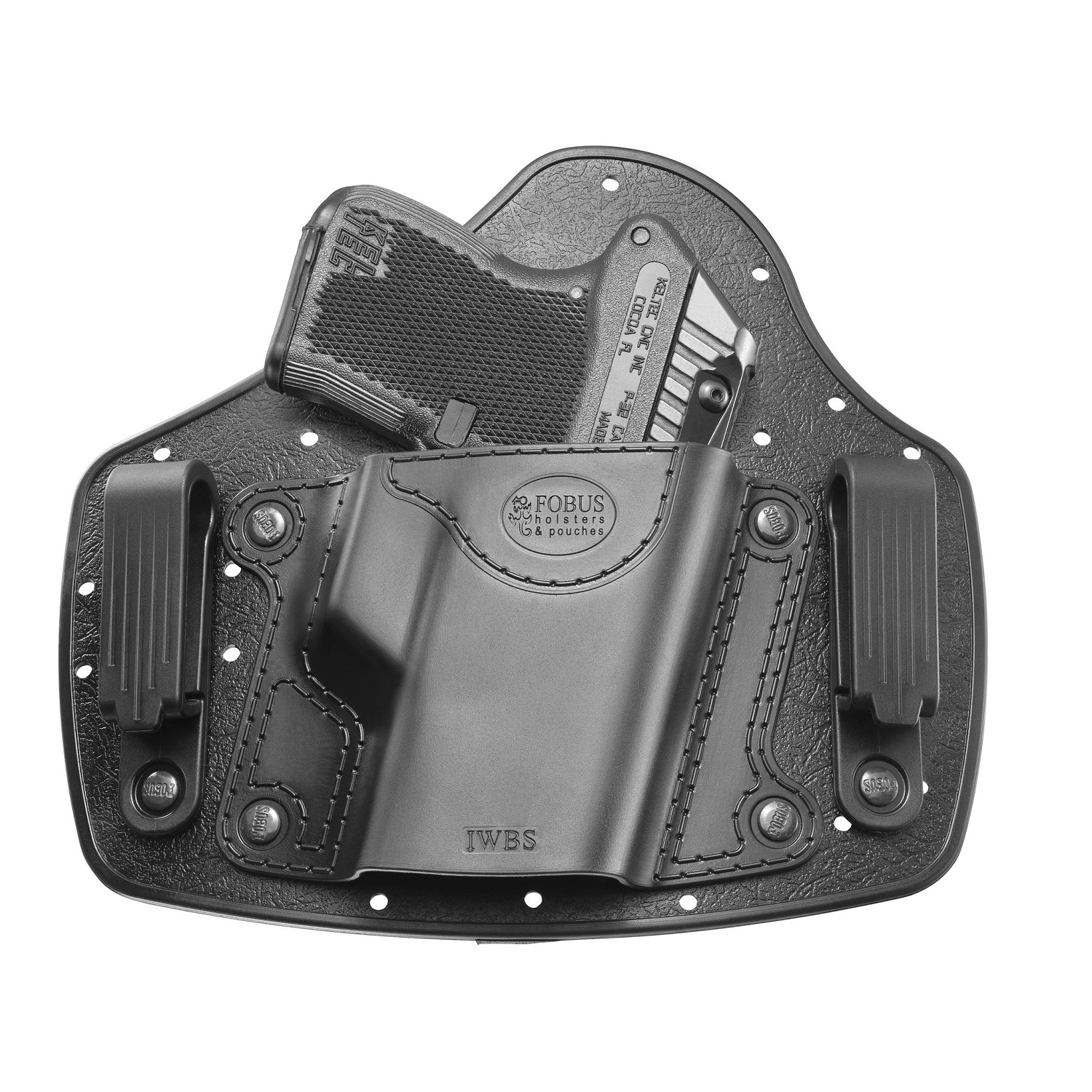 Click here to buy Fobus Universal Small Size Inside Waistband Holster SKU: IWBS by Fobus.