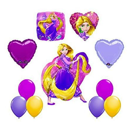 NEW! Disney Princess Rapunzel Tangled PARTY Balloon decorations - Tangled Pinata