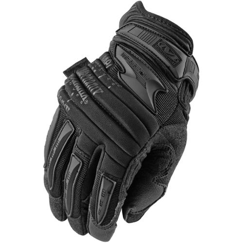 Mechanix Wear M-Pact II Work / Duty Gloves MP2 - Covert Black - Large