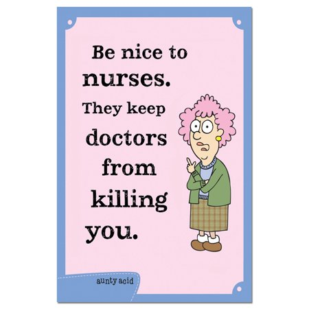 - Tree-Free Greetings Nice to Nurses EcoNotes Boxed Blank Note Cards-FS66566