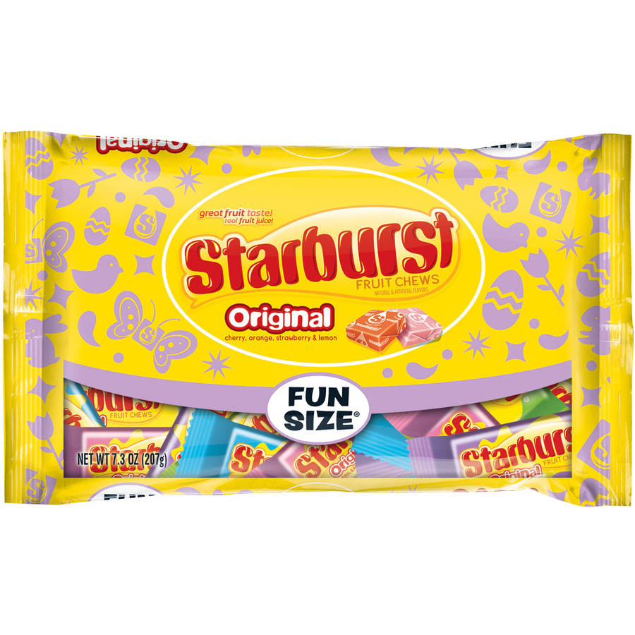 Starburst Fun Size Easter Candy, 7.3 oz
