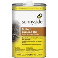 Boiled Linseed Oil BOILED LINSEED OIL