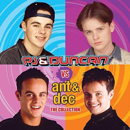 PJ & Duncan Vs Ant & Dec