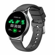 Smart Watch Round Screen Waterproof Outdoor Sports Health Monitoring Smart Bracelet