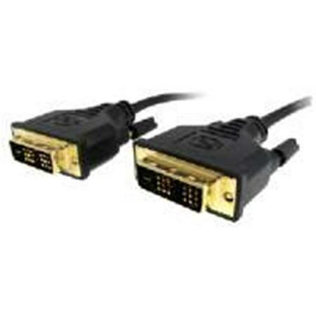 Comprehensive Cable MDVI-MDVI-6PRO Comprehensive Microflex Pro Av It Low Profile Dvi-D Cables 6Ft - image 1 de 1