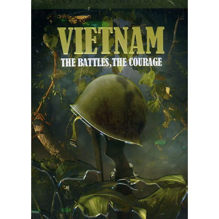 Vietnam: The Battles, The Courage (DVD) ()