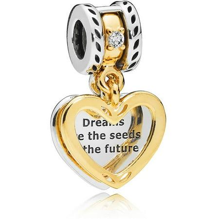 PANDORA Seeds of the Future Dangle Charm (Gold Pandora)