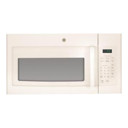GE JNM3161DFCC 1.6 Cu. Ft. Bisque Over-the-Range Microwave
