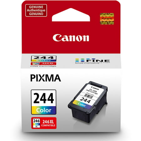 Canon CL-244 Color Ink Cartridge Canon Fax Inkjet Cartridges