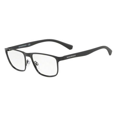 8e2d1c80295 Eyeglasses Emporio Armani EA 1071 3233 MATTE BLACK BLACK - Walmart.com