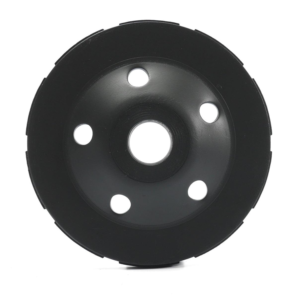 125mm Diamond Segment Grinding Cup Wheel Disc for Concrete Granite Stone New