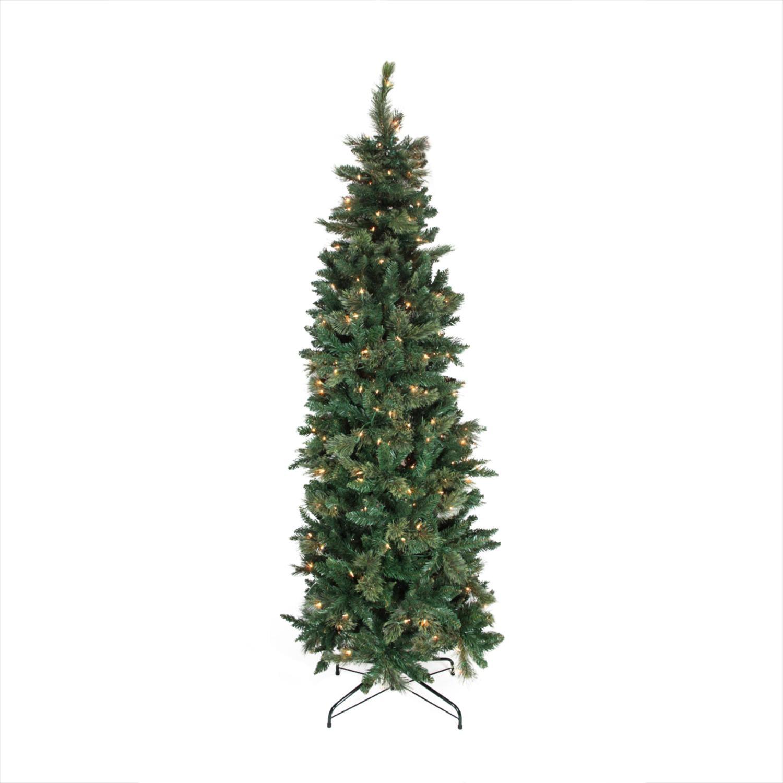 Pre Lit Christmas Trees Walmart