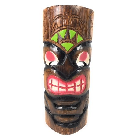 Smiley Tiki Mask 12