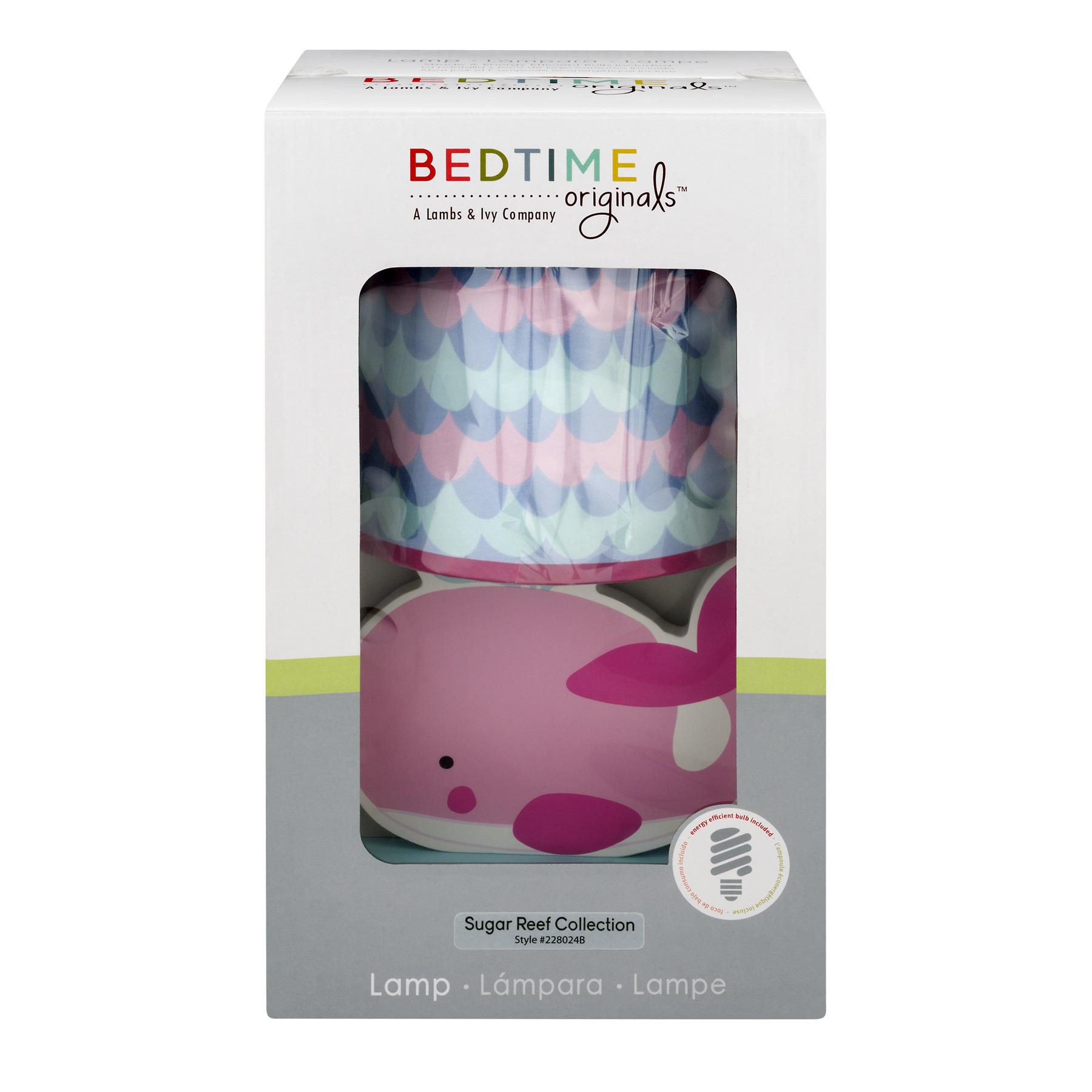 Bedtime Originals Lamp Sugar Reef Collection - 1 CT1.0 CT