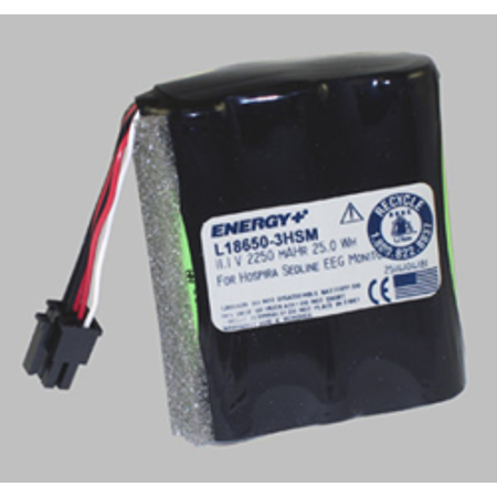 Replacement For Masimo Hospria Battery