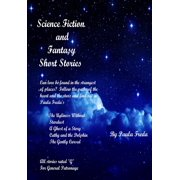 Science Fiction and Fantasy Short Stories - eBook