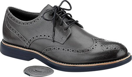 Sperry STS10243: Top-Sider Gold Cup Bellingham Wingtip with ASV,Grey Leather Men by Wolverine World Wide, Inc.