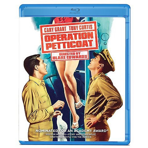 Operation Petticoat (1959) (Blu-ray) (Anamorphic Widescreen)