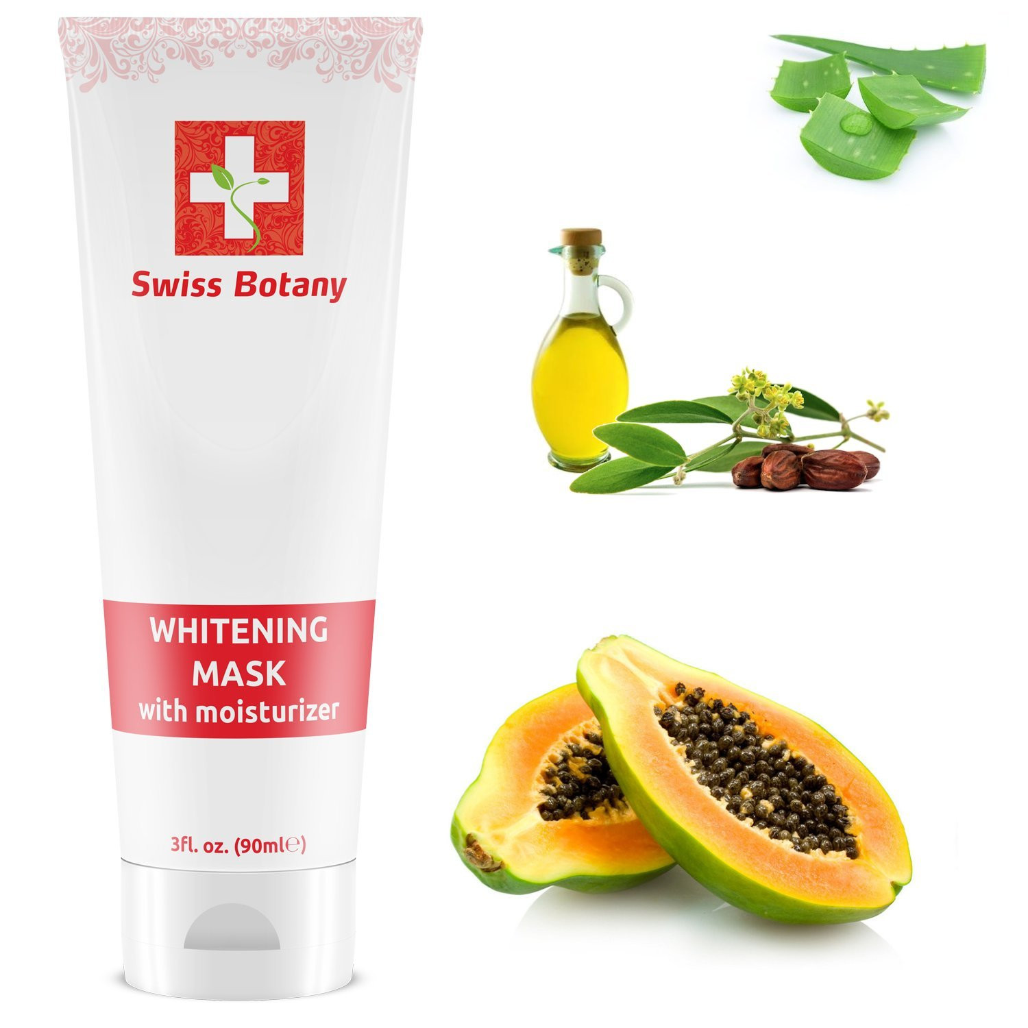 Whitening cream for Sensitive and Intimate areas