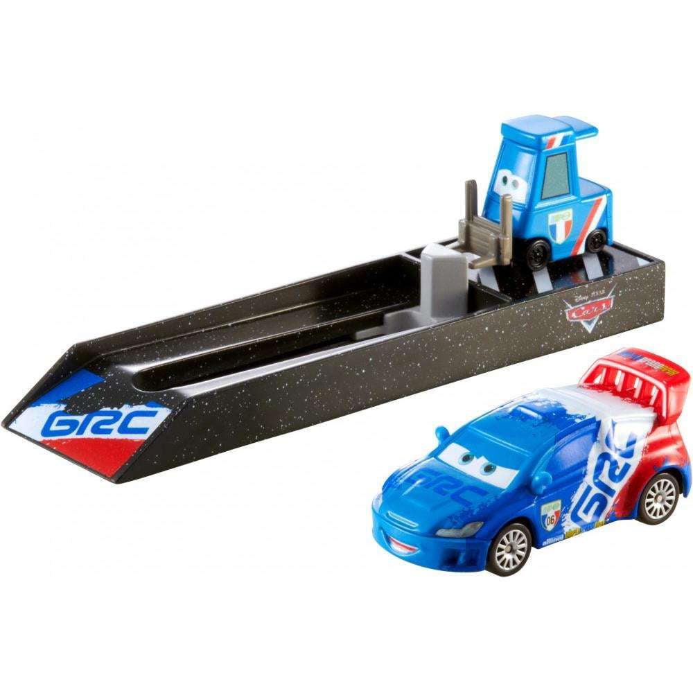 Disney/Pixar Cars Pit Crew Launchers, Raoul Caroule