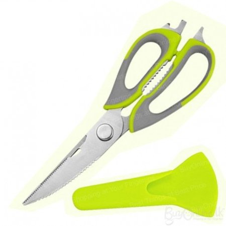 Mighty Shears Stainless Steel 10 in 1 Multi-Tool, As Seen on TV!