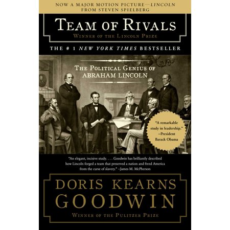 Team of Rivals : The Political Genius of Abraham Lincoln - Abraham Lincoln For Children