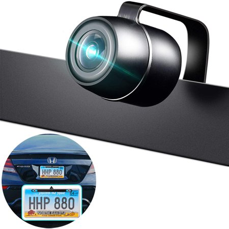 Car Rear View Review Reversing Backup/Front View Camera with 149° Perfect View Waterproof Car Dash Security Sensor Camera for Ford/RV/Trailer/Bus/Trucks Fit All Monitors - image 6 of 8