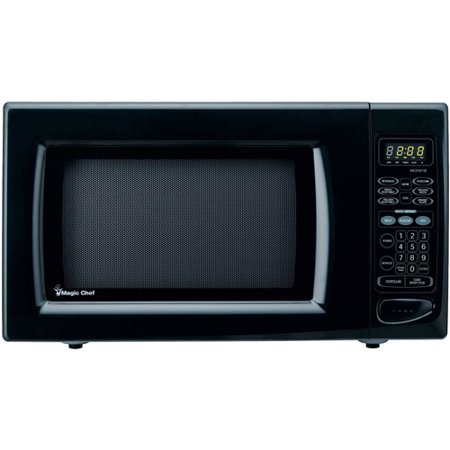 Magic Chef 1 6 Cu Ft Microwave Oven Black