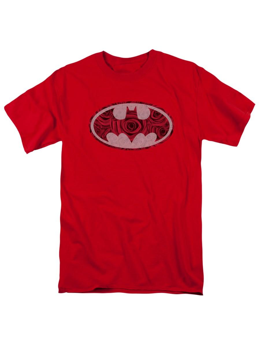 Galaxy 2 Signal Adult Ringer T Shirt XL Batman